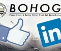 Join the BOHOGS Facebook and Linkedin Groups